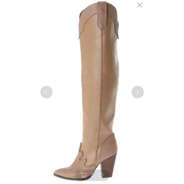 ALEXIA STAM(アリシアスタン)の【新品未使用】 ALEXIA STAM ウエスタンブーツ レディースの靴/シューズ(ブーツ)の商品写真