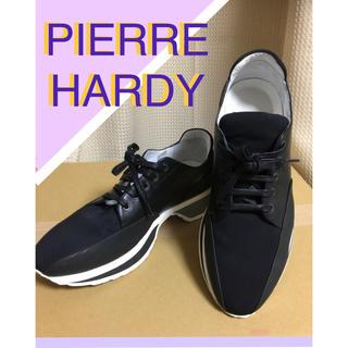 PIERRE HARDY - PIERRE HARDY  ピエールアルディ シューズ 43 メンズシューズ 黒