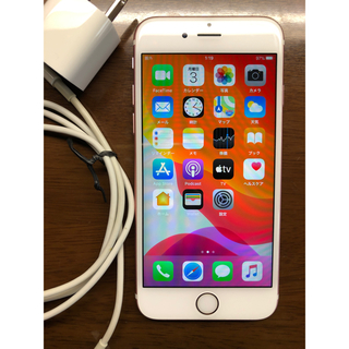 アイフォーン(iPhone)のiphone6s 16gb simフリー ローズゴールド(スマートフォン本体)