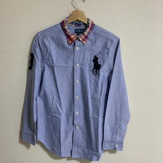 ラルフローレン(Ralph Lauren)のラルフローレン 長袖シャツ L  160(Tシャツ/カットソー)