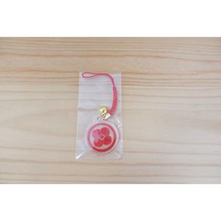 モモイロクローバーゼット(ももいろクローバーZ)の新品 ももクロ  百田夏菜子 キーホルダー 根付 赤 レッド(女性タレント)