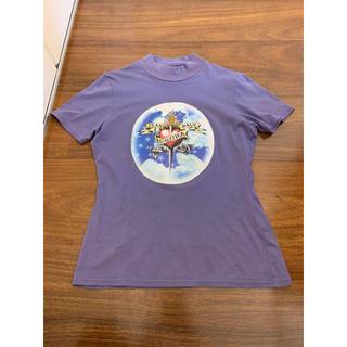 ジャンポールゴルチエ(Jean-Paul GAULTIER)のゴルチェ モックネック シャツ(Tシャツ(半袖/袖なし))