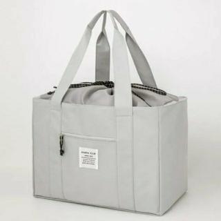 スタディオクリップ(STUDIO CLIP)のstudio CLIP レジカゴ型BAG BOOK(かごバッグ/ストローバッグ)