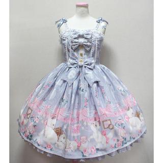Angelic Pretty - Angelic Pretty♡Romantic Catジャンパースカート♡