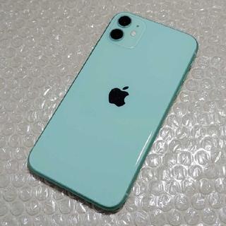 iPhone - iPhone11 グリーン 香港版SIMフリー