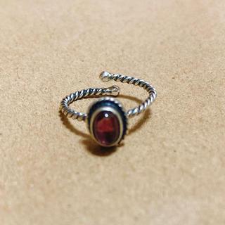 IENA SLOBE - ビジュマム bijumam リング 指輪 フリーサイズ シルバー925