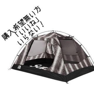 シュプリーム(Supreme)のシュプリーム ノースフェイス キャンプ アウトドア テント 正規品 (その他)