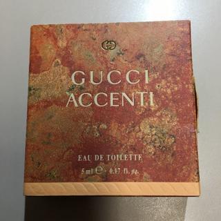 グッチ(Gucci)のGUCCI ACCENTI(香水(女性用))