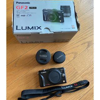パナソニック(Panasonic)のLUMIX  GF2(ミラーレス一眼)