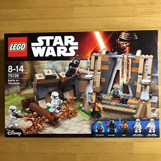 Lego - レゴ   LEGO   スターウォーズ  75139 マッツ城の戦い