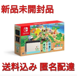 Nintendo Switch - 任天堂 Nintendo Switch あつまれ どうぶつの森セット