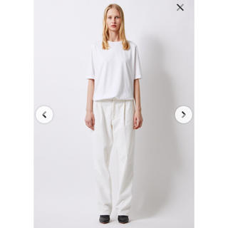 DEUXIEME CLASSE - 未使用ATONエイトンキャップスリーブTシャツ