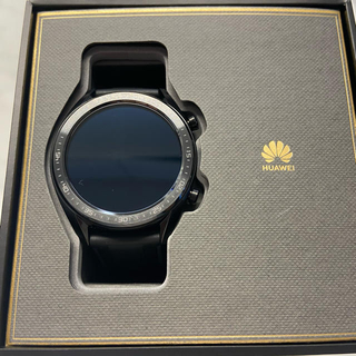 お勧めセットで!HUAWEI Watch GT/Graphite Black(腕時計(デジタル))