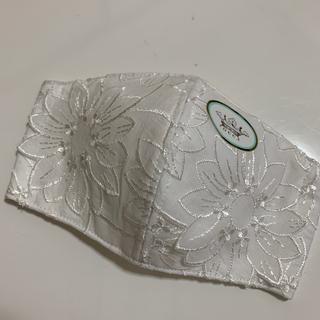 トッカ(TOCCA)の白うさ様専用・インナーマスク(ハンカチ)
