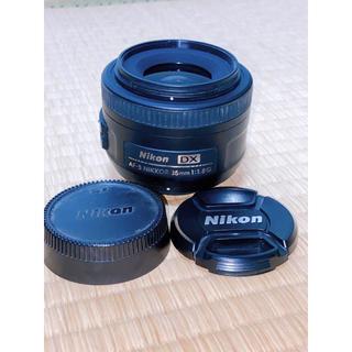 Nikon - Nikon  AF-S DX NIKKOR 35mm f 1.8G