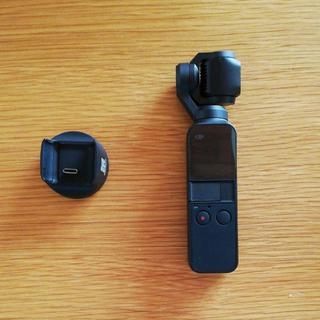 DJI osmo pocket 、ワイヤレスモジュール セット(ビデオカメラ)