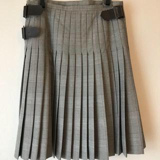 ヴィヴィアンウエストウッド(Vivienne Westwood)のヴィヴィアン  ウエストウッド プリーツ 巻き スカート(ひざ丈スカート)