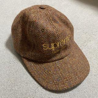 Supreme - supreme レア ツイードキャップ 美品