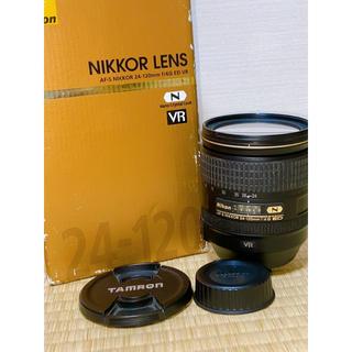 ニコン(Nikon)のNikon AF-S NIKKOR 24-120mm f/4G ED VR N(レンズ(ズーム))