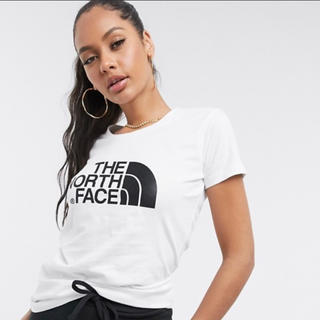 THE NORTH FACE - *THE NORTH FACE*ロゴTシャツ/ホワイト