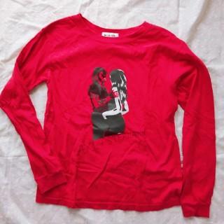 ミルクフェド(MILKFED.)のMILKFED.のロンT レディースSサイズ(Tシャツ(長袖/七分))