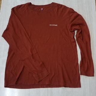 モンベル(mont bell)の最終価格 mont-bell ロンT メンズS(Tシャツ/カットソー(七分/長袖))