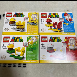 Lego - レゴ マリオ 任天堂 着せ替え 四種 LEGO