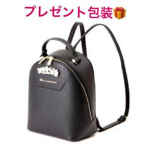 JILL by JILLSTUART - ジルバイ正規店購入♡ジルバイジルスチュアート♡ ビジューロイヤルズバックパック