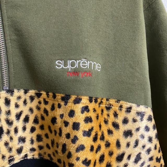 Supreme(シュプリーム)のsupreme 完売品 レア レオパード スエット メンズのトップス(スウェット)の商品写真