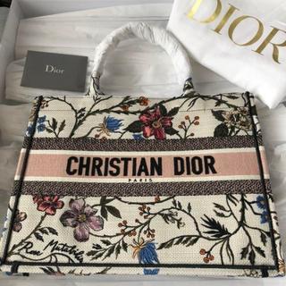Christian Dior - Dior ブックトート ローズムタビリス