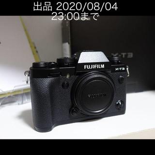 富士フイルム - FUJIFILM X-T3 ボディ [ブラック]+付属品一式