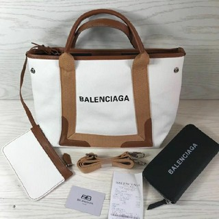 Balenciaga -    BALENCIAGA カナパショルダーバッグ 財布 2点