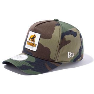 ニューエラー(NEW ERA)の【XLARGE×NEW ERA】WALKING APE SNAPBACK CAP(キャップ)