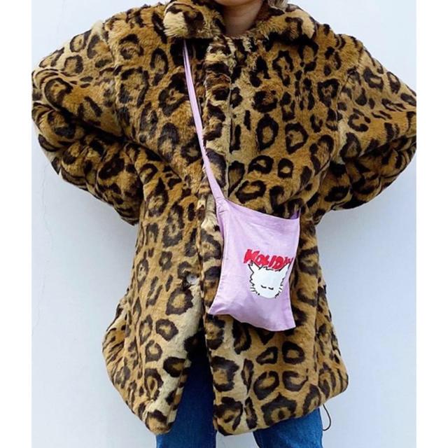 holiday(ホリデイ)のHOLIDAY ネコミニショルダーバッグ レディースのバッグ(ショルダーバッグ)の商品写真