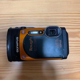 オリンパス(OLYMPUS)の超稀少!OLYMPUS TG-860【難あり】(コンパクトデジタルカメラ)