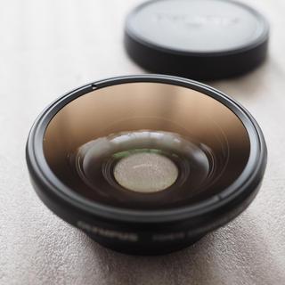 オリンパス(OLYMPUS)の美品 オリンパス TG シリーズ FCON-T01 フィッシュアイコンバーター(レンズ(単焦点))