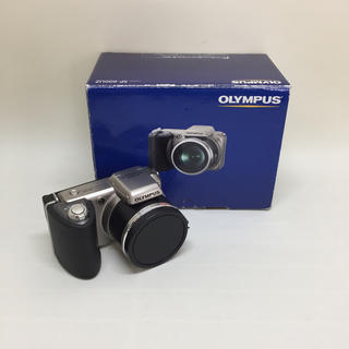 オリンパス(OLYMPUS)のOLYMPUS デジタルカメラ SP-600UZ(コンパクトデジタルカメラ)