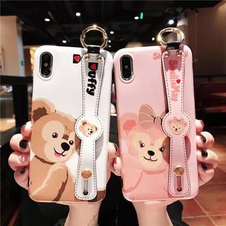 ディズニー(Disney)のディズニー ダッフィー シェリーメイ iPhoneX/XS/11/11pro(iPhoneケース)