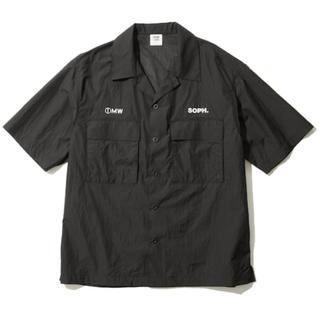 ジーユー(GU)の【 Lサイズ】 GU オープンカラーシャツ 1MW by SOPH. (シャツ)