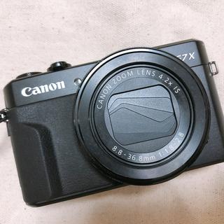 キヤノン(Canon)のCanon PowerShot G7X Mark2 高級コンパクトデジタルカメラ(コンパクトデジタルカメラ)
