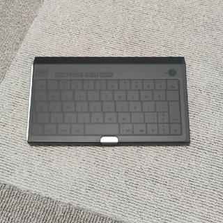 アイオーデータ(IODATA)のIO DATA BLUETOOTH ミニキーボード 電池(PC周辺機器)