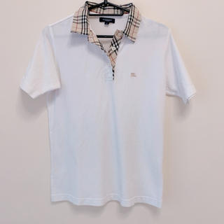 バーバリー(BURBERRY)のバーバリー ポロシャツ 半袖 レディース(ポロシャツ)