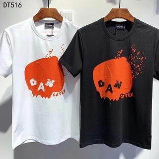DSQUARED2 - DSQUARED2 Tシャツ ディースクエアード 丸襟