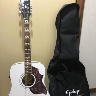 エピフォン(Epiphone)のエピフォン ハミングバードプロ(アコースティックギター)