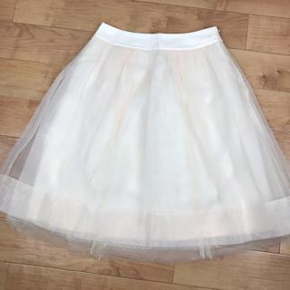 ファビュラスアンジェラ(Fabulous Angela)の●FabulousAngela レーススカート(ひざ丈スカート)