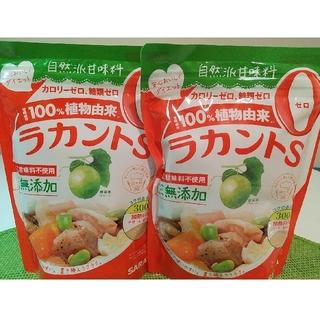 サラヤ(SARAYA)のもこもこ様専用♡ラカント S  300g  2個♥(ダイエット食品)