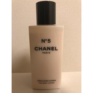シャネル(CHANEL)のシャネル N°5 ボディローション(ボディローション/ミルク)