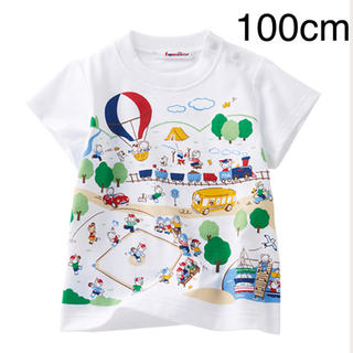 ファミリア(familiar)のファミリア Tシャツ  70周年  100cm(Tシャツ/カットソー)