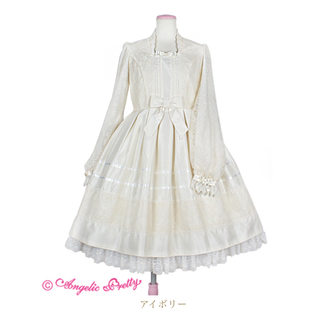 Angelic Pretty - アンジェリックプリティ Lacy クラシカルワンピース