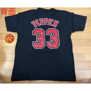 ミッチェルアンドネス(MITCHELL & NESS)の🏀【NBAコレクション】BULLS 33 SCOTTIE PIPPEN Tee(バスケットボール)
